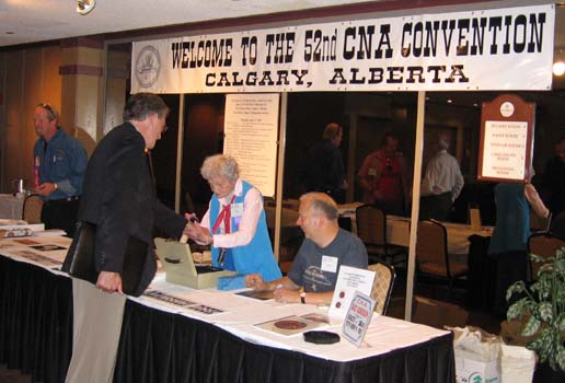 Images from the 2005 C.N.A. in Calgary