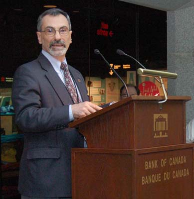 Pierre Duguay, Deputy Governor, Bank of Canada